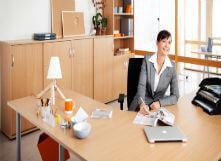 Bild Kontorsmöbler i bok