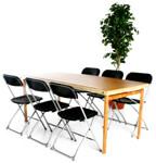 Bild Fällbara bord