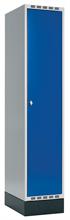 Klädskåp 1 dörr, B400 mm