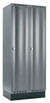 Designskåp 2 dörrar, B600 mm
