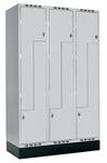 Z-skåp 6 dörrar, B900