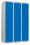Z-skåp 6 dörrar, B1200