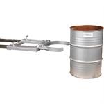 Mekanisk fatgripare till gaffeltruckar