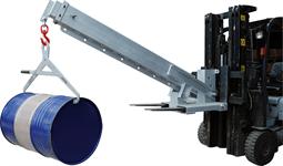 Truckkran, 596-3000 kg