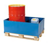 Pallbassäng 400 liter