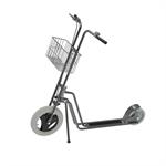 Sparkcykel-Antislip fotplatta
