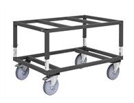 Pallvagn-Anpassad för EUR pall 1200 x 800 mm
