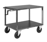 Bordsvagn-Ergo, höj- och sänkbar