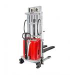 Semi-elektrisk staplare, LH 2700 mm, Kap 1000kg