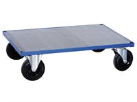 Enkelvagn, stålkonstruktion