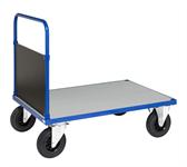 Gavelvagn 1 gavel, blålackerad