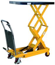 Lyftbordsvagn fotpump 350 kg