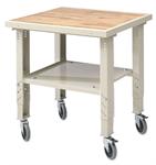 Rullbord, stålstativ