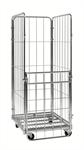Rullcontainer inkl. 4 väggar